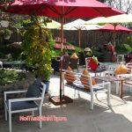 Minh Thy Furniture cung cấp nội thất ngoài trời tại Cafe art garden