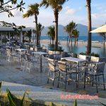 Resort sunvillas đà nẵng chọn ghế quầy bar giả mây minh thy